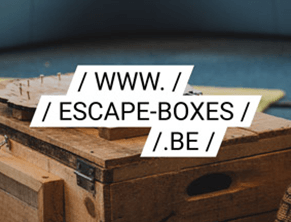 Escape box: a pirate's old whiskey crate