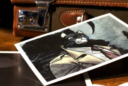 Blacksad - Private Detective