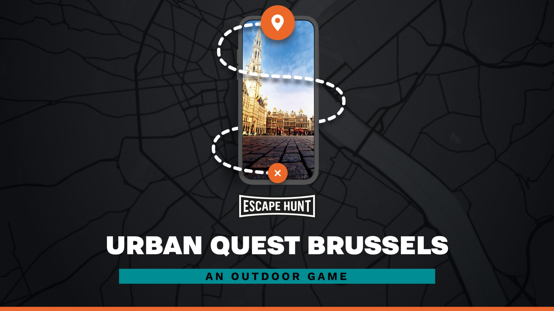 URBAN QUEST BRUSSELS