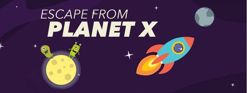 Escape from Planet X